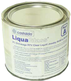 Castaldo Liqua-Glass Liquid Mold Rubber