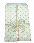 Silver Bow Paper Gift Bag Series