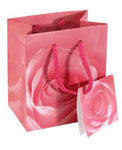UV Rose Glossy Bag Series